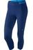 Nike Pro Hypercool - Pantalones Running Mujer - azul